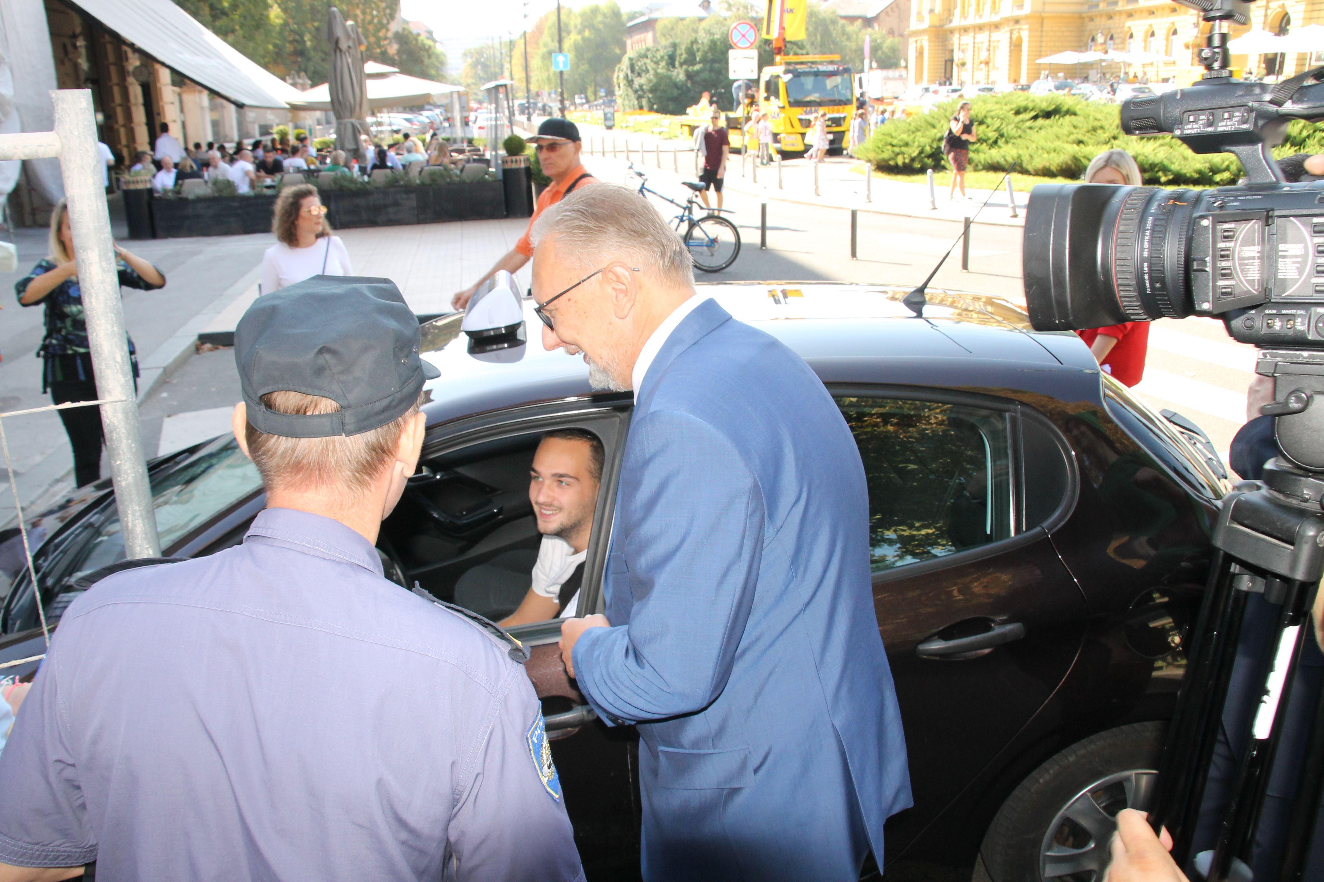 Božinović: Dosljedno kažnjavanje utječe na poštivanje prometnih propisa