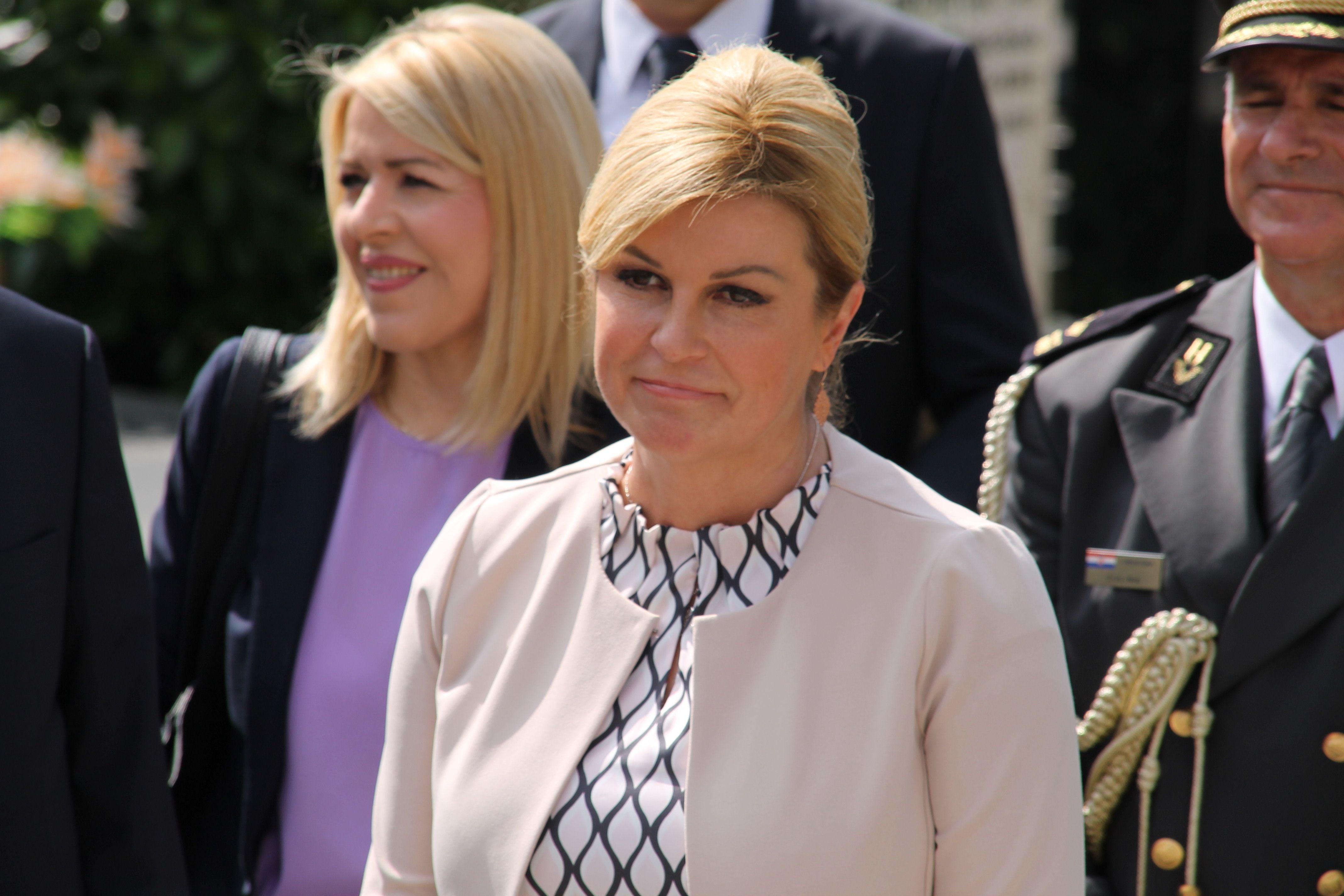 Povjerenstvo ne pokreće postupak protiv predsjednice Grabar-Kitarović: Platila je puni iznos pregleda