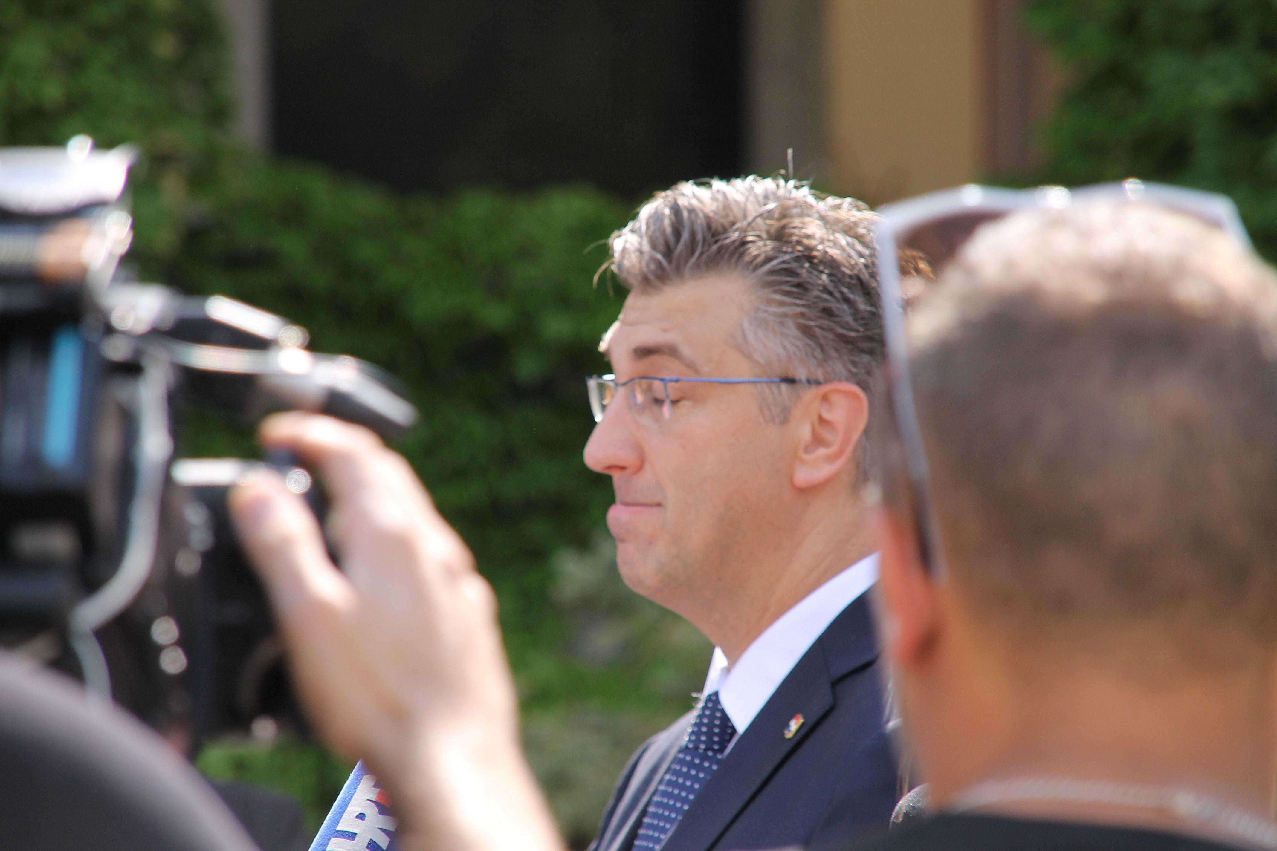 Plenković: HDZ-ovi zastupnici i parlamentarna većina zadovoljni predloženim ministrima