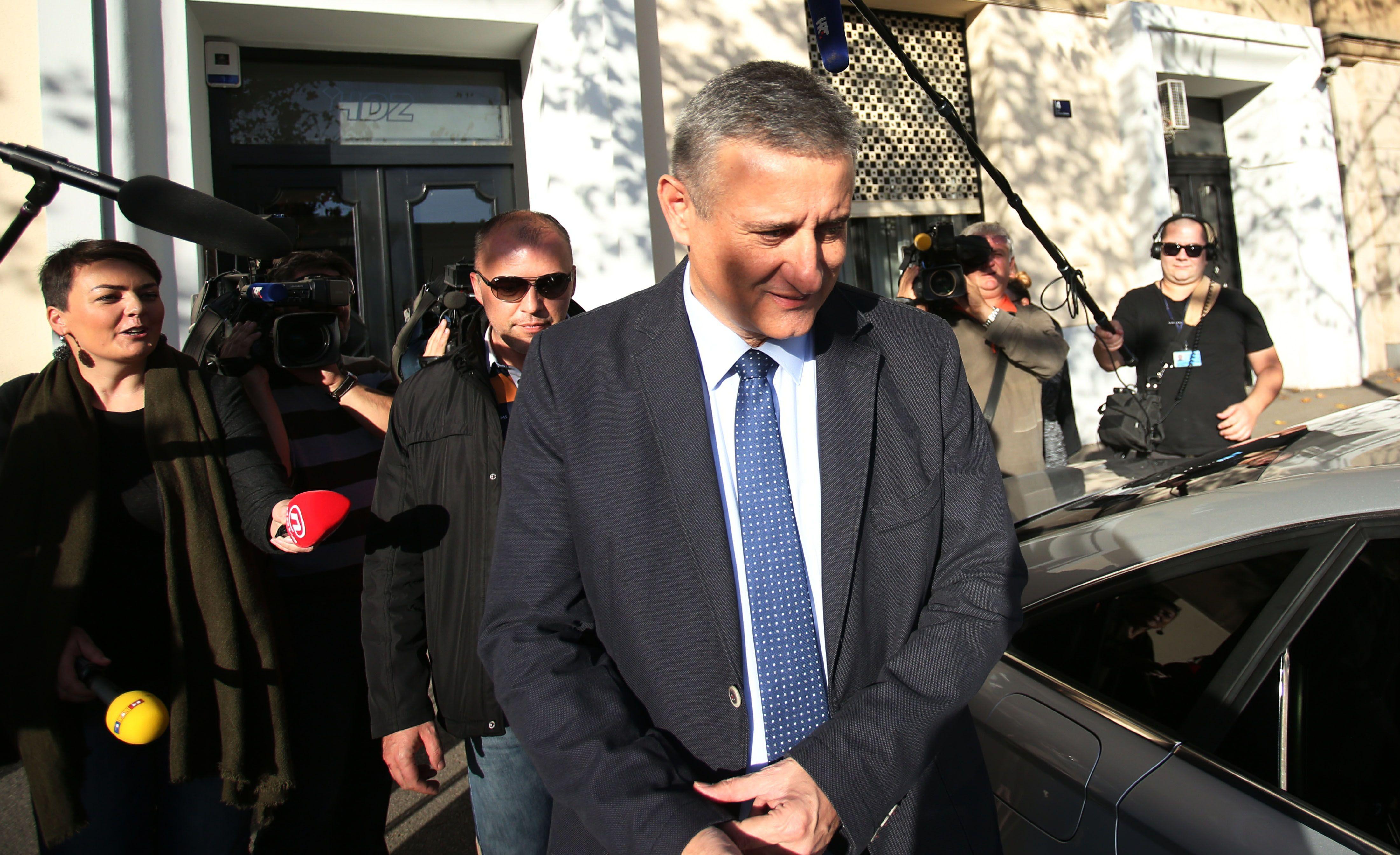 Ustavni sud usvojio Karamarkovu tužbu, slijedi novi postupak pred Upravnim sudom