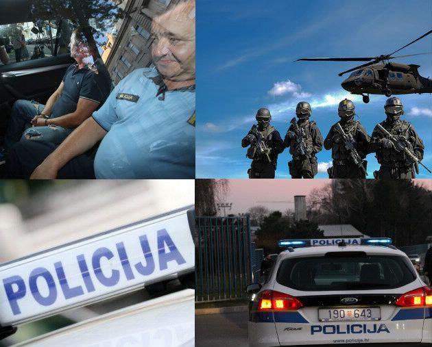 VIŠEMJESEČNA ISTRAGA – MUP: Koordiniranom akcijom Pnuskoka i Uskoka obuhvaćena 23 pripadnika zločinačkog udruženja