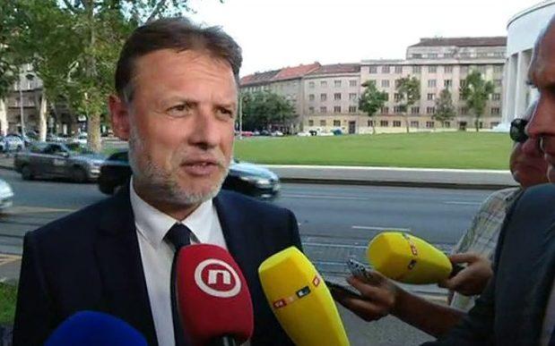 Jandroković: HNS se u ovoj situaciji nije ponio korektno, 'ako idu iz Vlade, neka odu iz Vlade'