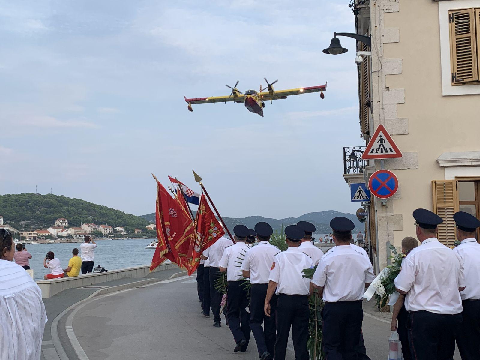 Kornati: Obilježavanje 12. godišnjice najveće tragedije hrvatskog vatrogastva