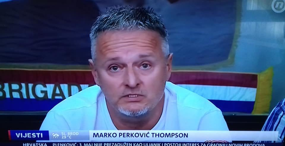 Thompson: Koncert na splitskoj Rivi nema veze s predizbornom kampanjom