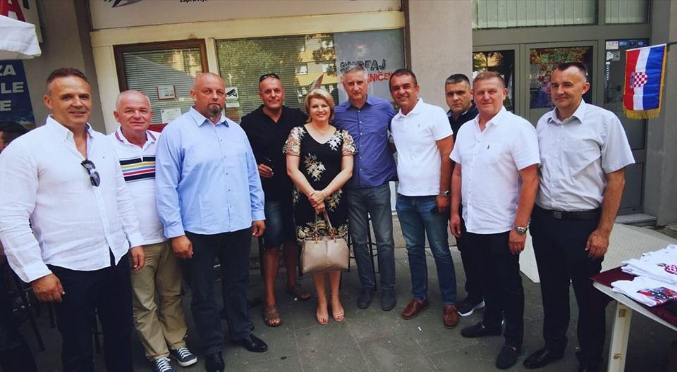 Karamarko u Kninu: Ozbiljno razmišljam o kandidaturi za predsjednika HDZ-a