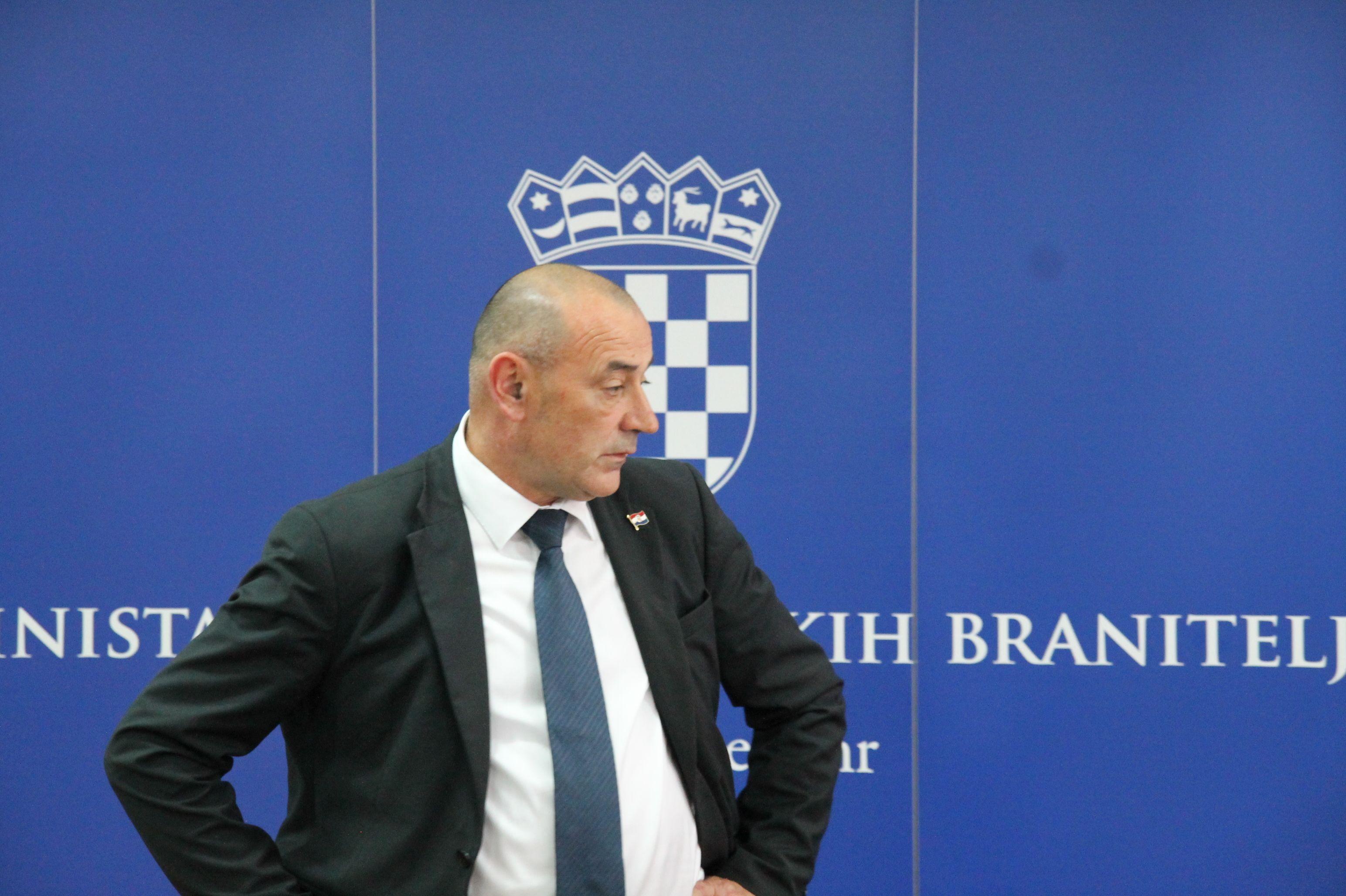 Medved: Jednoglasno odlučeno da će Ljiljana Alvir držati govor u ime branitelja u Kninu