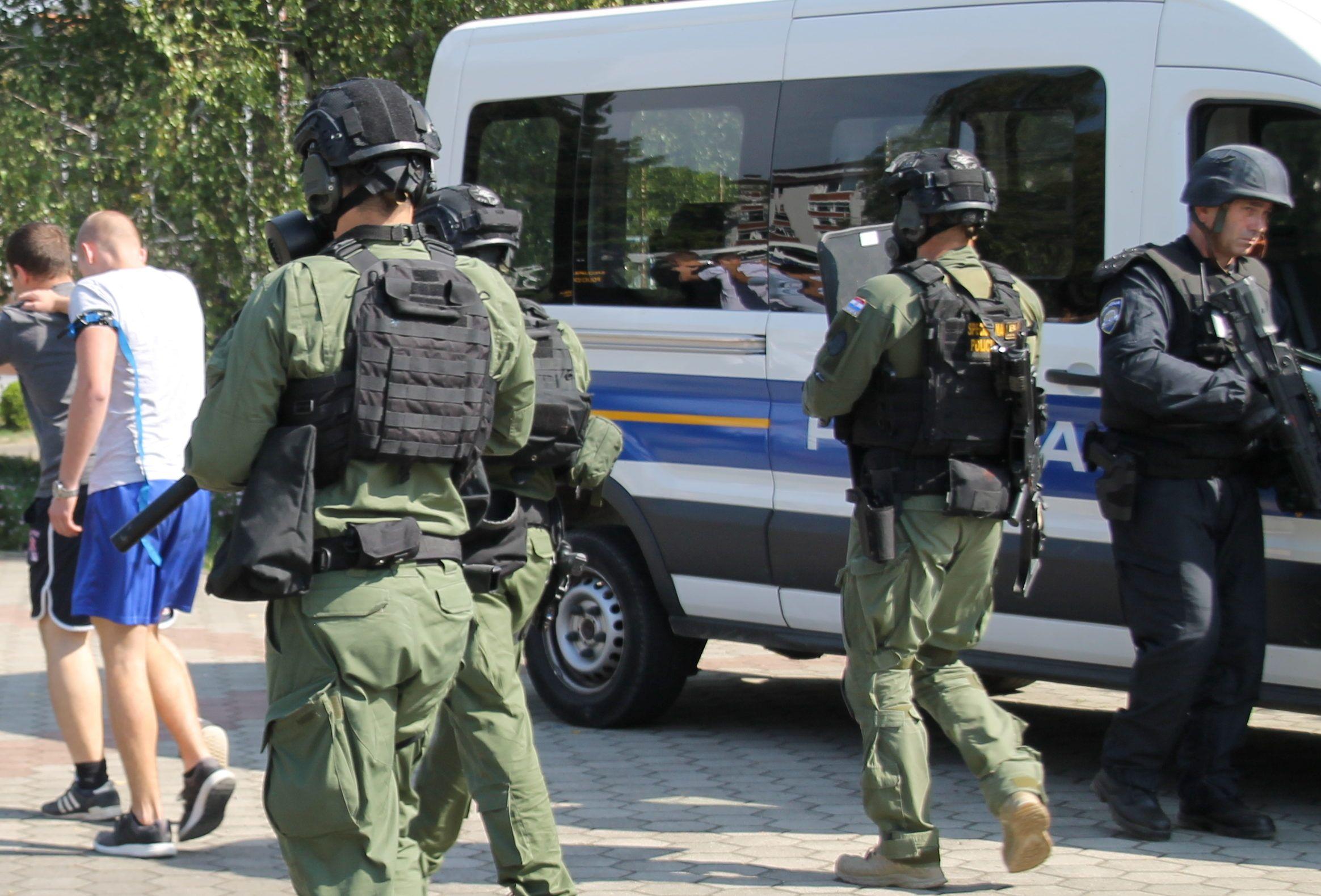 Akcija zadarske policije: zbog višemilijunskog pranja novca i utaje poreza razbijena organizirana kriminalna skupina