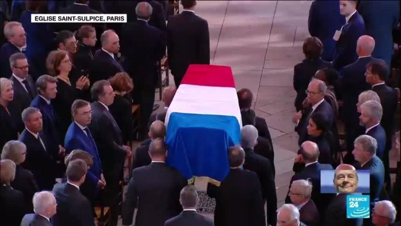 Francuska se oprostila od bivšeg predsjednika Chiraca: istinski je volio ljude, kako u salonima Elizejske palače tako i u domu poljodjelca