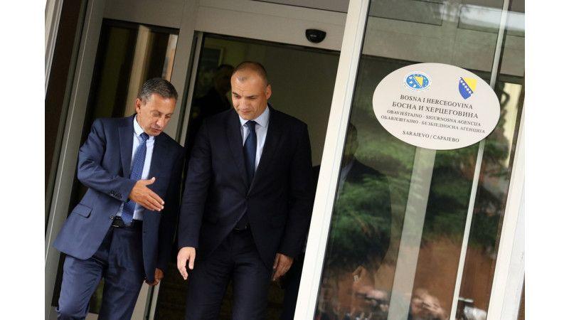 SNSD pokušava krojiti kadrovsku politiku i smjeniti Osmana Mehmedagića direktora Obavještajno-sigurnosne agencije (OSA) BiH