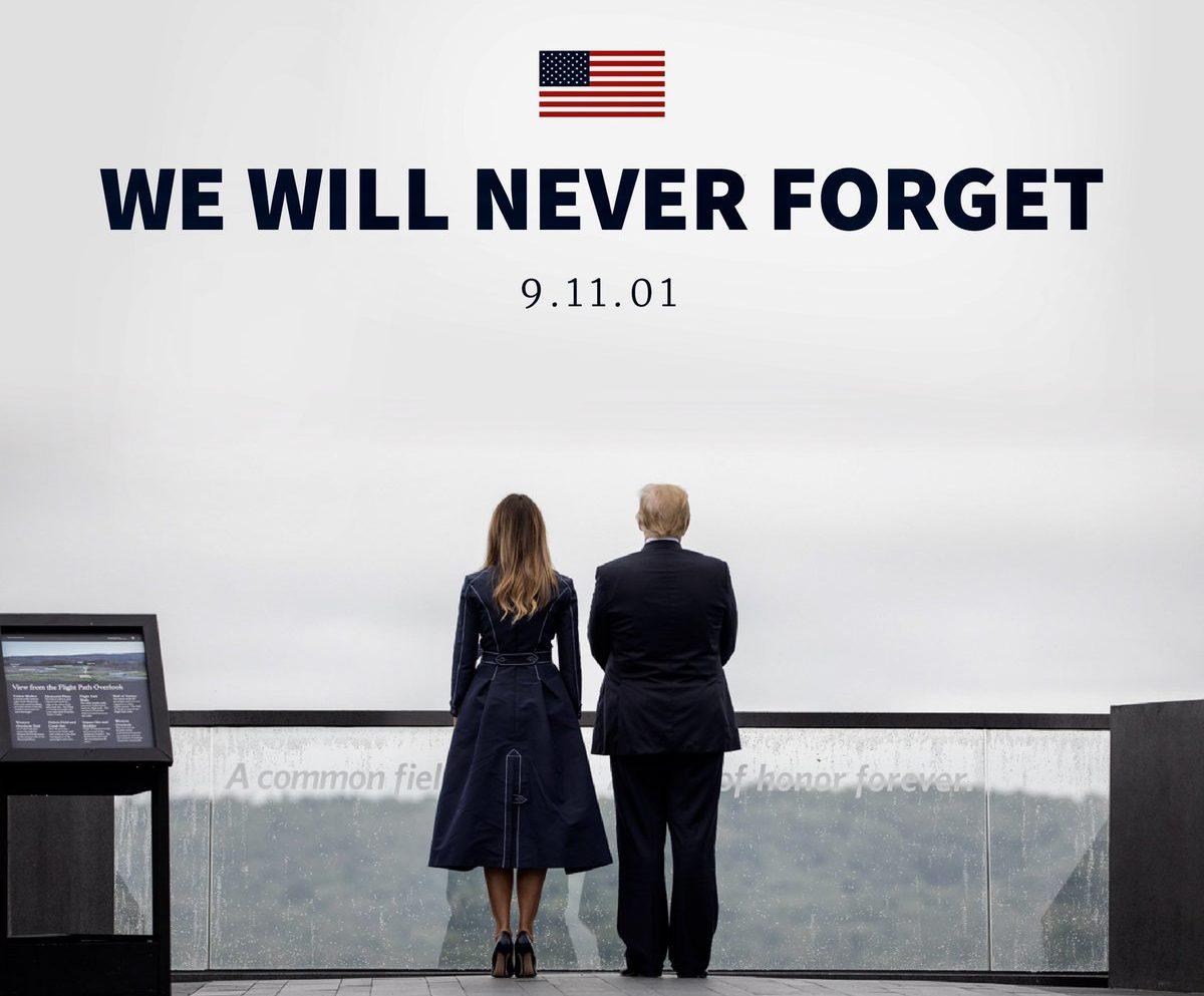 Na obljetnicu napada 11. rujna Američki predsjednik Trump najavio odlučniju borbu s talibanima