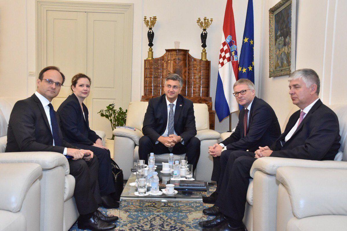 Glavni tajnik Vijeća EU-a uvjeren u uspješnost hrvatskog predsjedanja