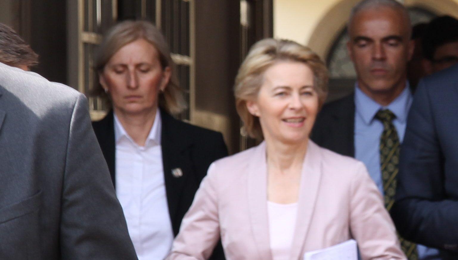 Ursula von der Leyen u sljedeći utorak predstavlja sastav nove Komisije