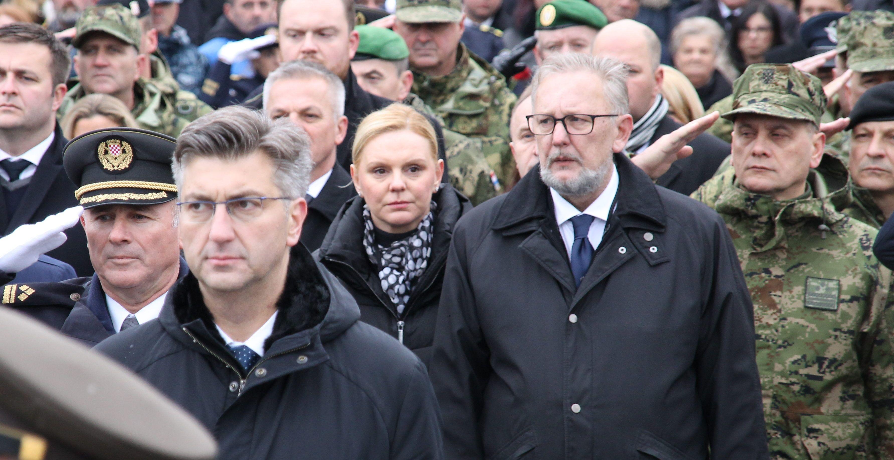 Plenković: Europska komisija ima razumijevanja za posebni zakon o Vukovaru