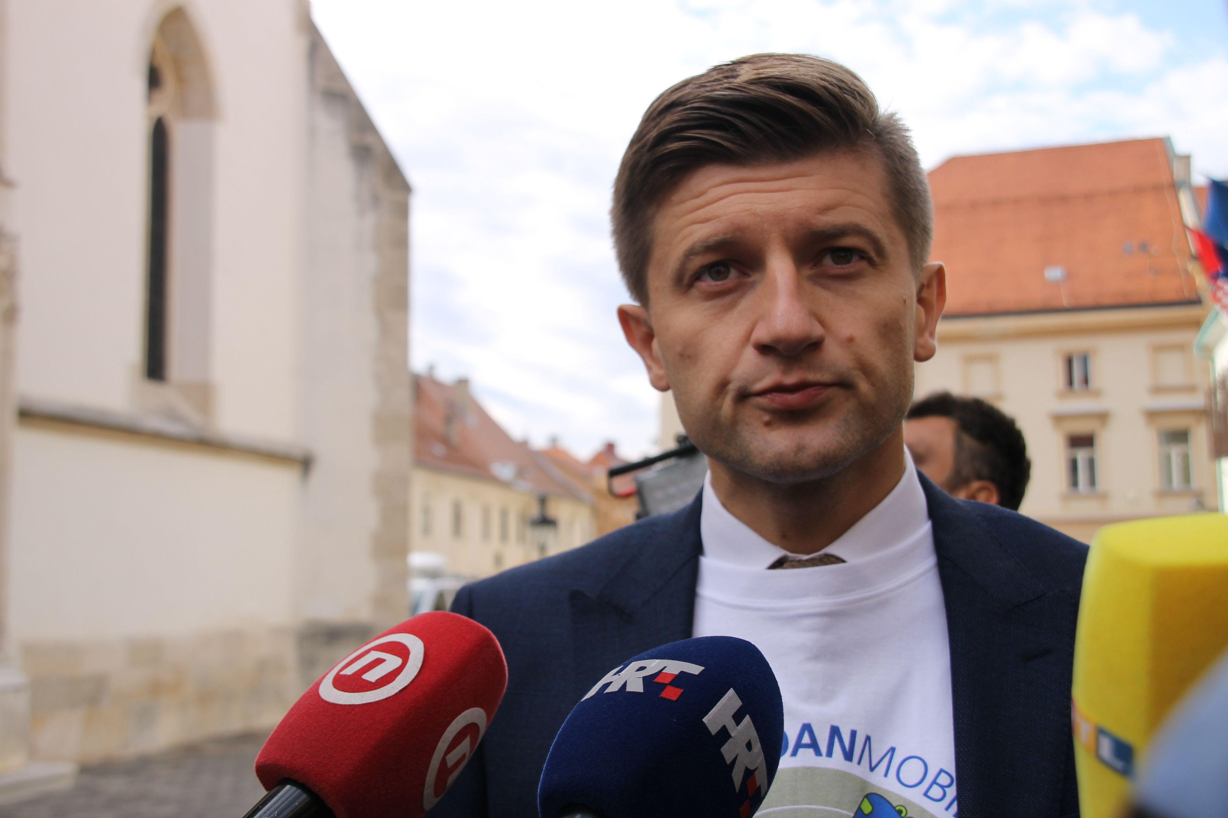 """Marić: Isplata mirovina je sigurna, prihvaćanje zahtjeva inicijative """"67 je previše"""" neće ugroziti javne financije"""