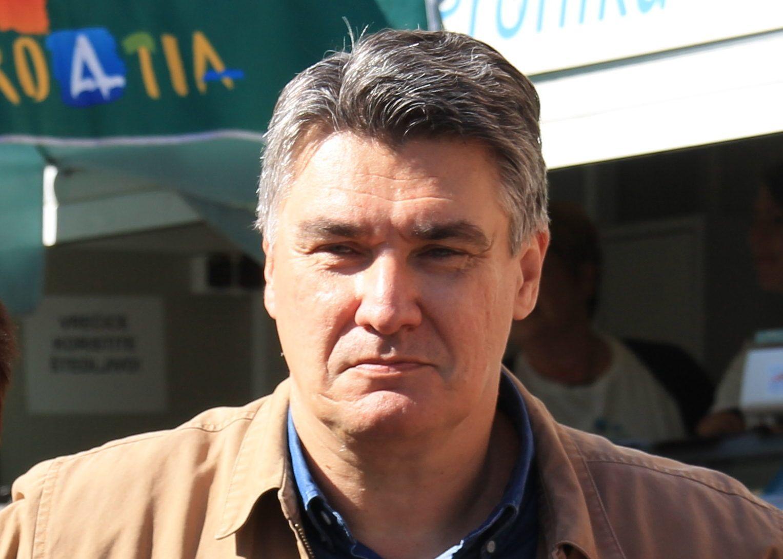 Predsjednički kandidat Zoran Milanović zbog smrti brata do daljnjega neće sudjelovati u kampanji