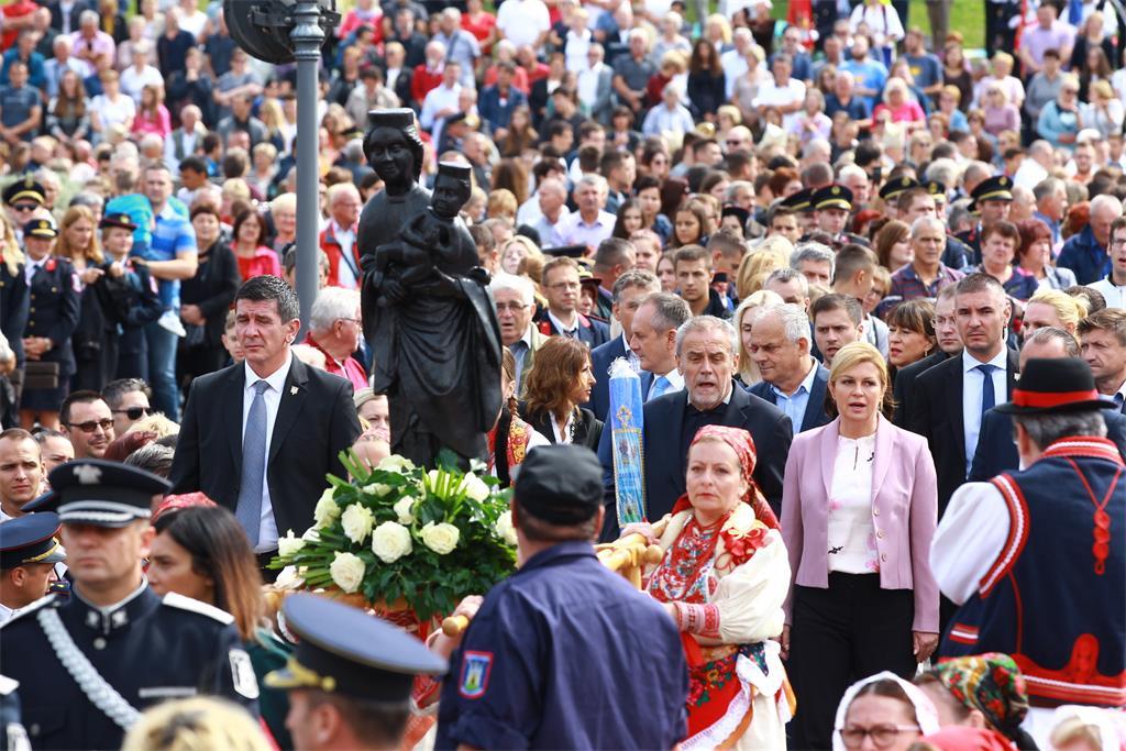 Marija Bistrica: 288. zavjetno hodočašće vjernika grada Zagreba