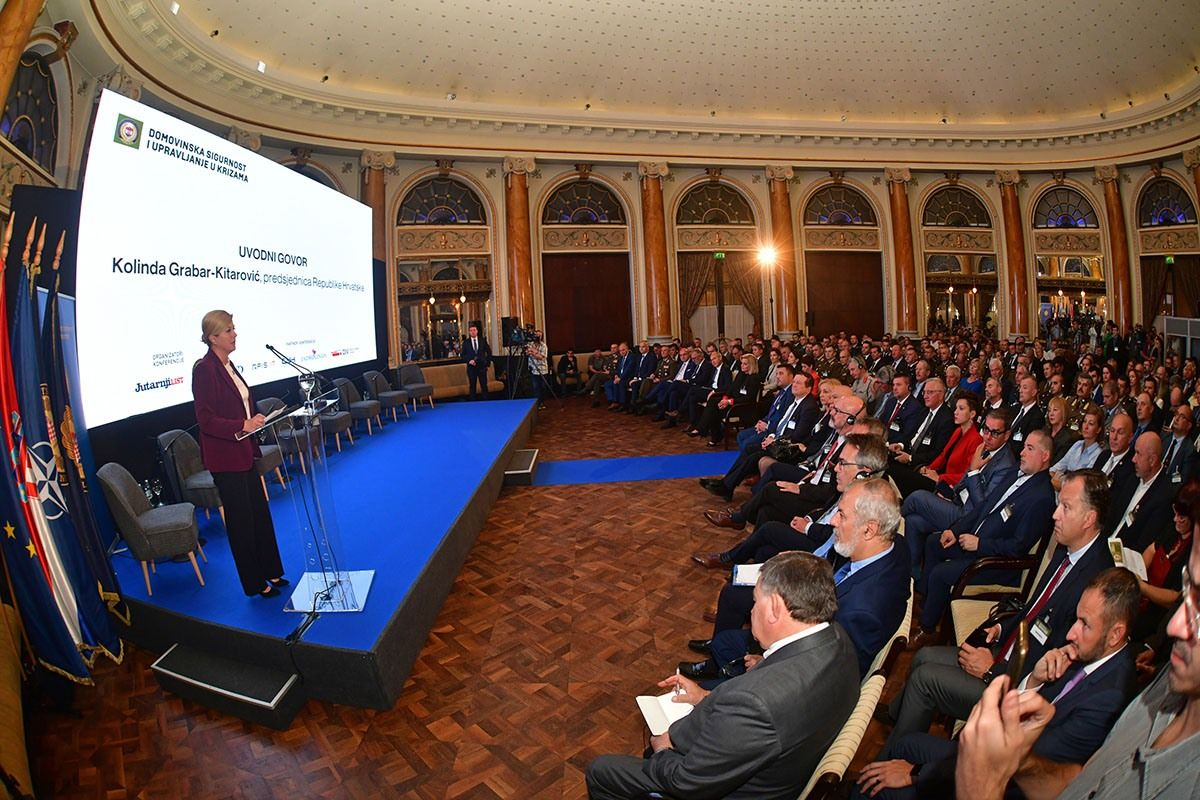 Međunarodna konferencija: Domovinska sigurnost postala je Vladin brend
