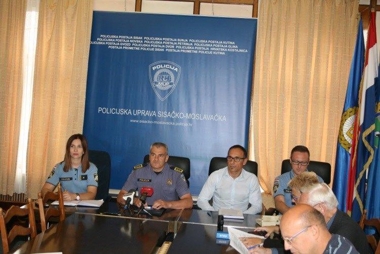 Sisačka policija: Četvorica pripadnika srpskih paravojnih formacija osumnjičena za ratne zločine