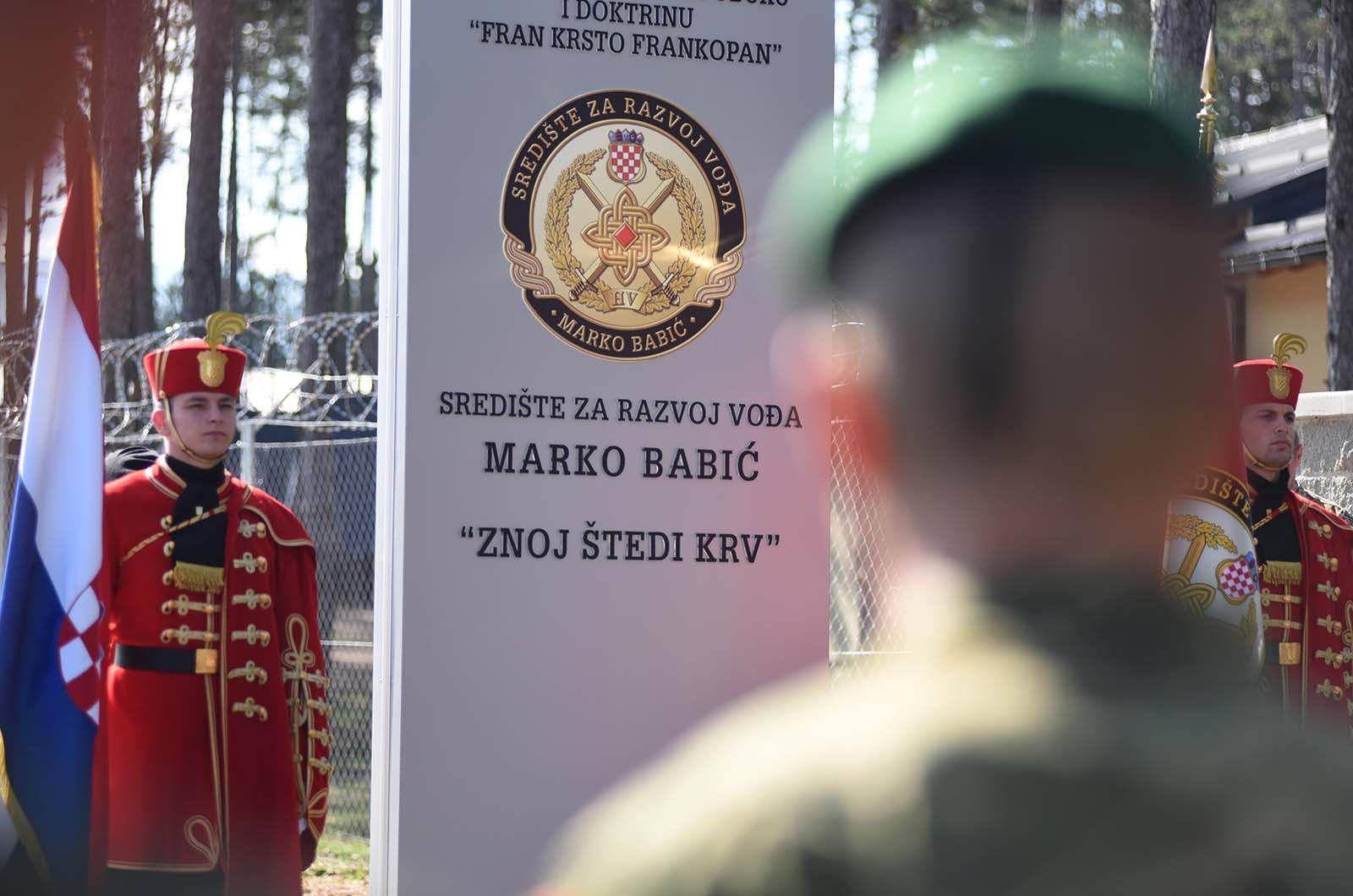 """U Udbini otvoreno novoustrojeno Središte za razvoj vođa """"Marko Babić"""""""
