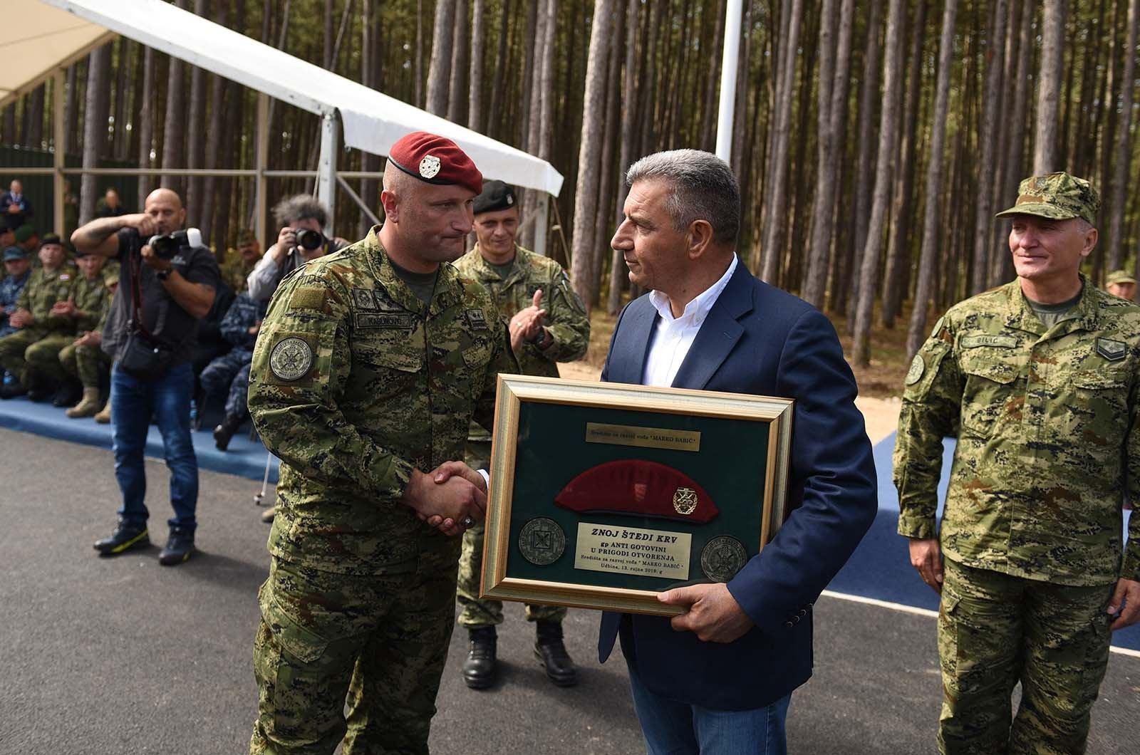 Umirovljeni general Ante Gotovina: Narod će na izborima reći kome daje prioritet