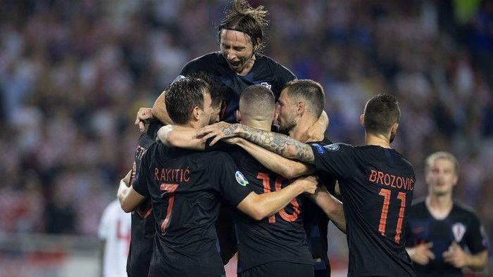 EURO 2020: Hrvatska na Poljudu pobijedila Mađarsku sa 3-0 i napravila veliki korak ka EURU