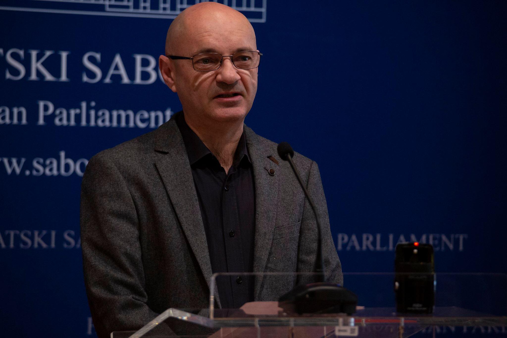 Aleksić kazneno prijavio DORH-u sedam banaka zbog udruženog zločinačkog pothvata