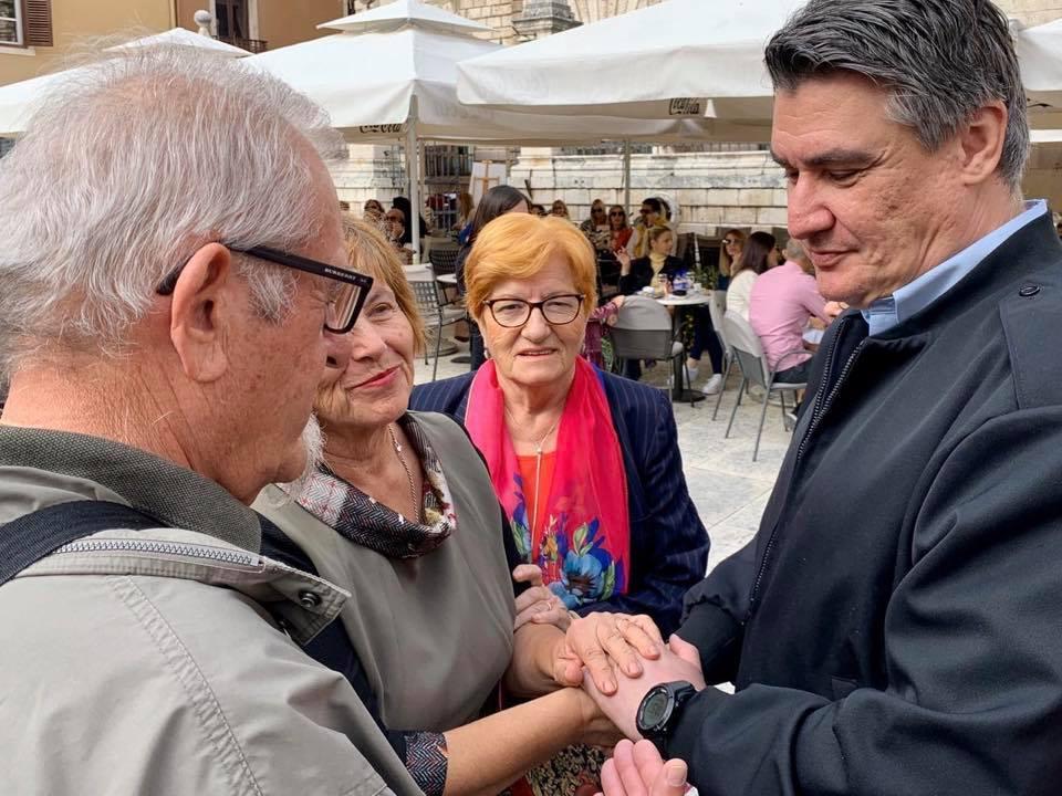 """Milanović odgovorio na prozivke HDZ-a: Saborski zastupnici uskoro bi mogli ostati bez povlaštenih mirovina; """"Neki žive od rada, a neki od nedostatka dokaza"""""""