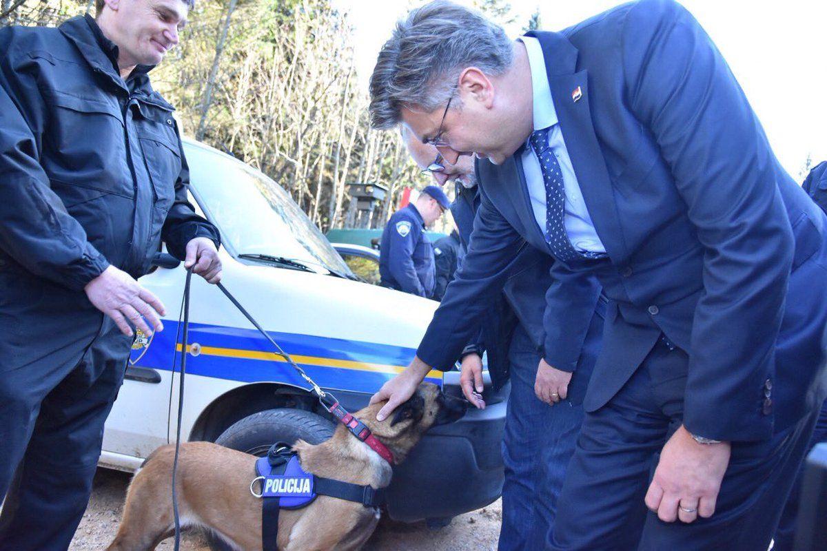 (FOTO i VIDEO) Plenković: Vanjska granica EU treba se štititi na najdaljoj lokaciji
