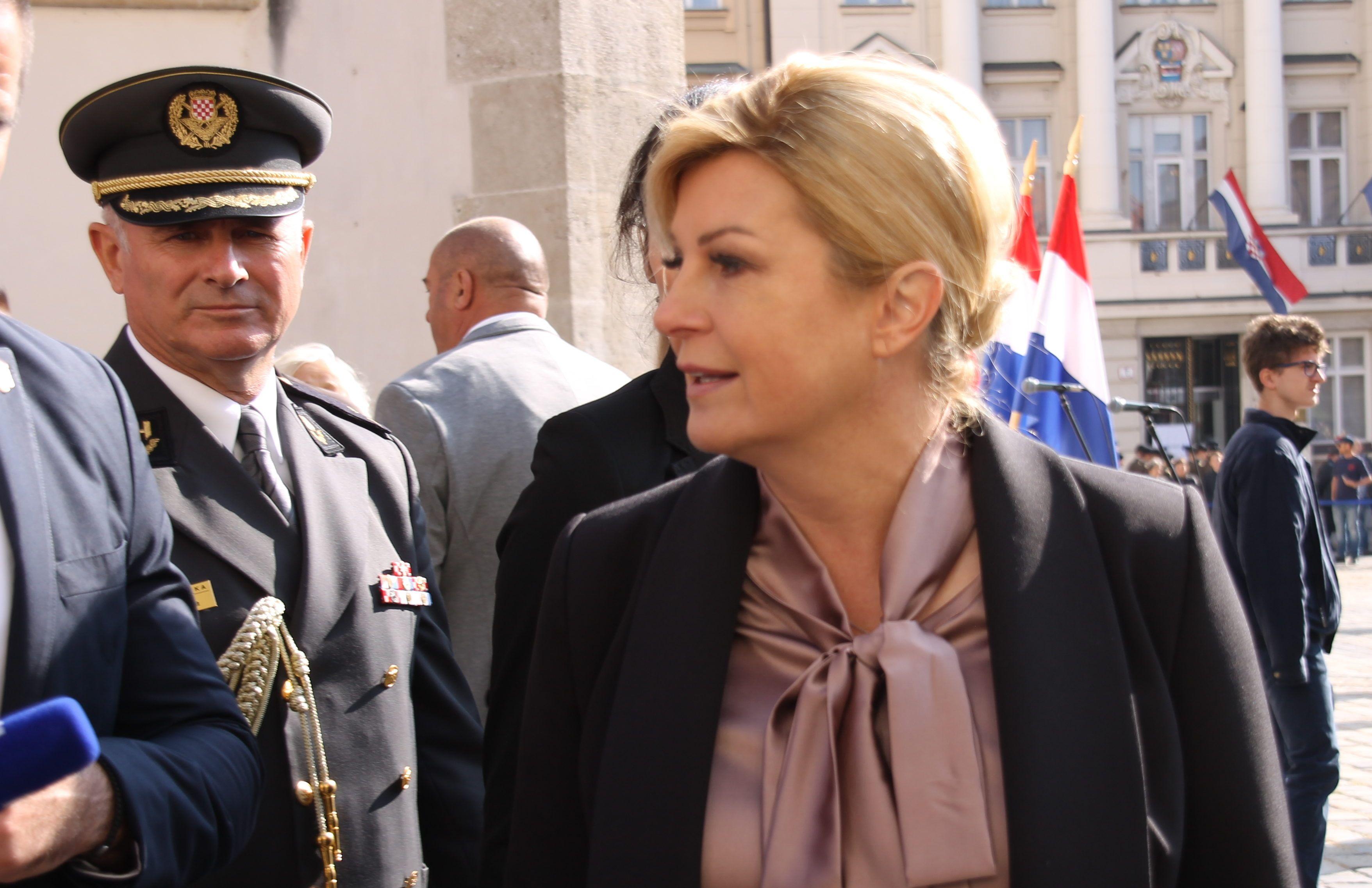 Predsjednica Grabar-Kitarović: Kazne za zlodjela poput silovanja još uvijek niske