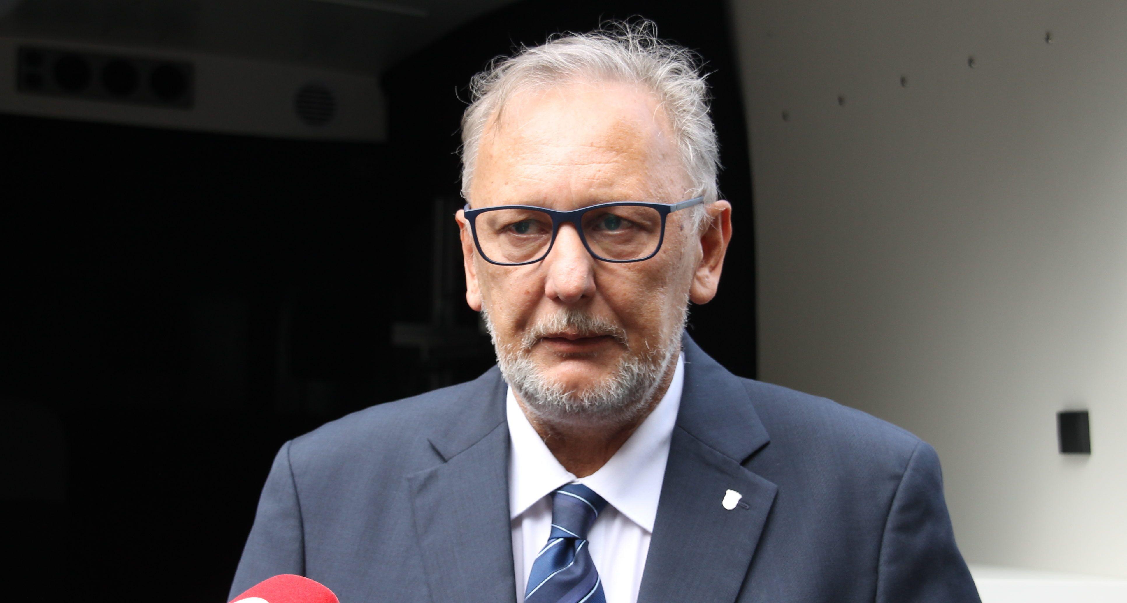 Božinović: Vlada i HDZ, kao vodeća stranka vladajuće većine, spremni na sve političke izazove, pa i na mogućnost prijevremenih parlamentarnih izbora