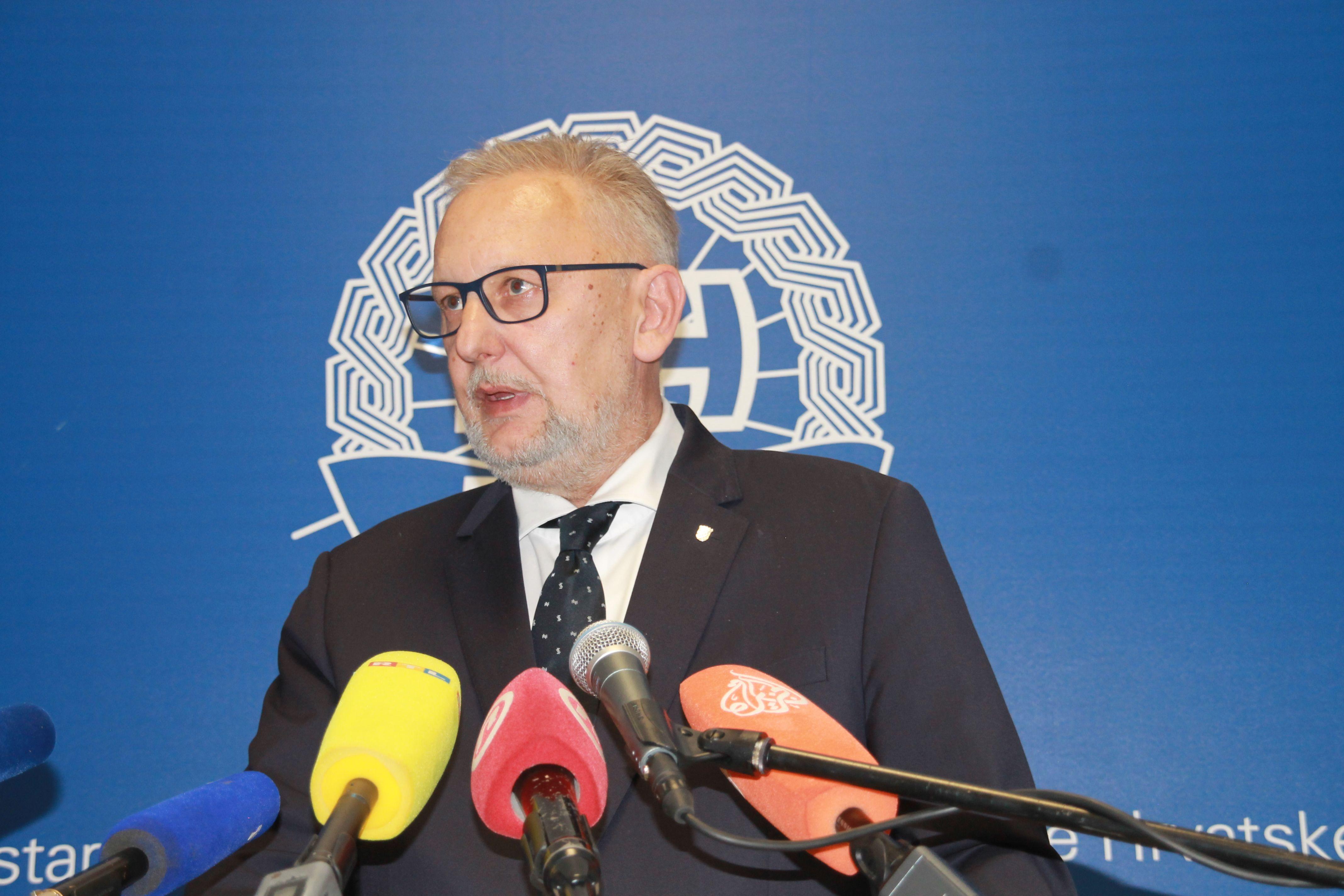 Božinović: Tko smatra da Hrvatska nije spremna za Schengen politizira i pokazuje da nema pojma