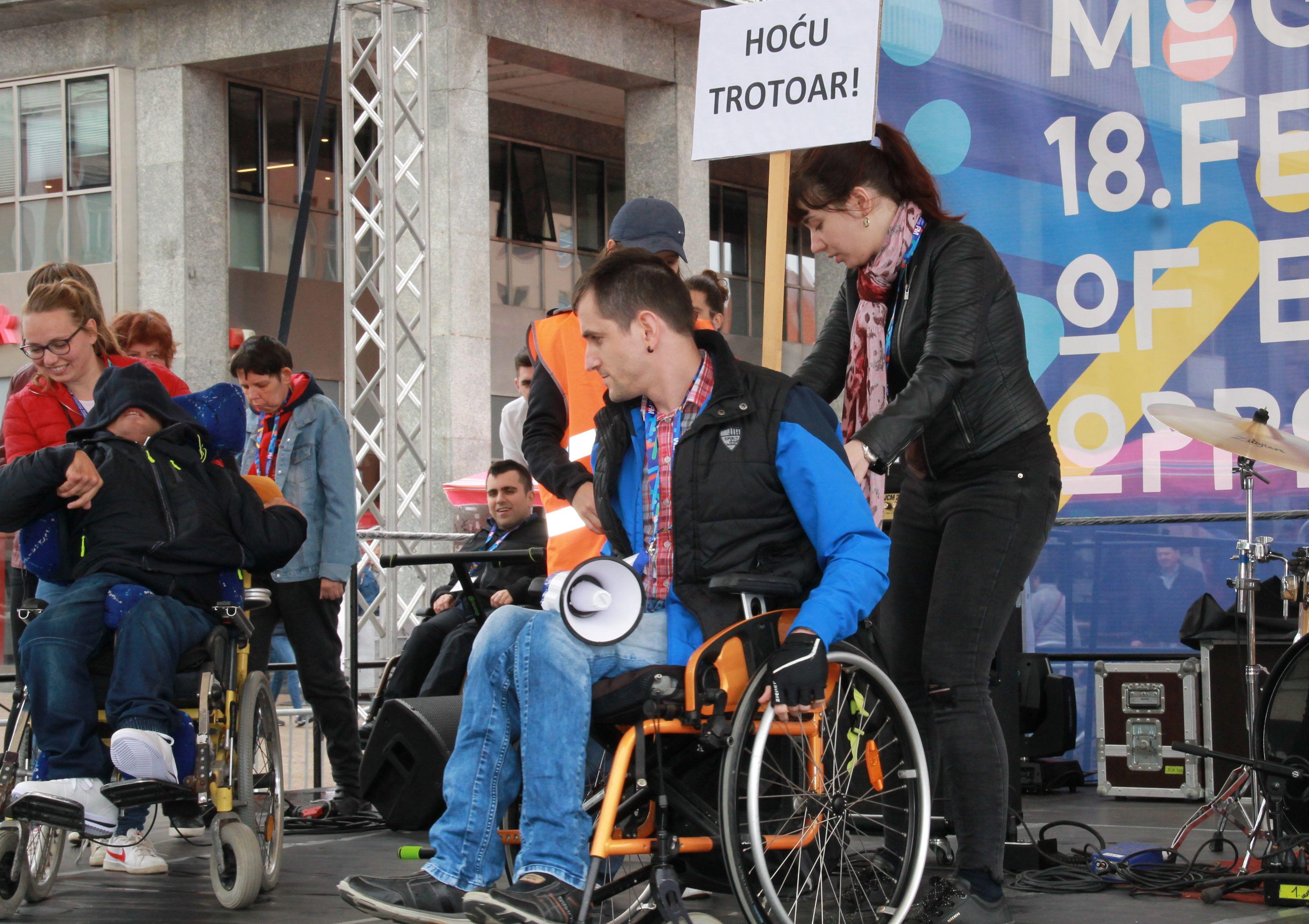 """Svjetski dan cerebralne paralize """"Ja sam ovdje""""- u Hrvatskoj od nje boluje 5000 osoba"""