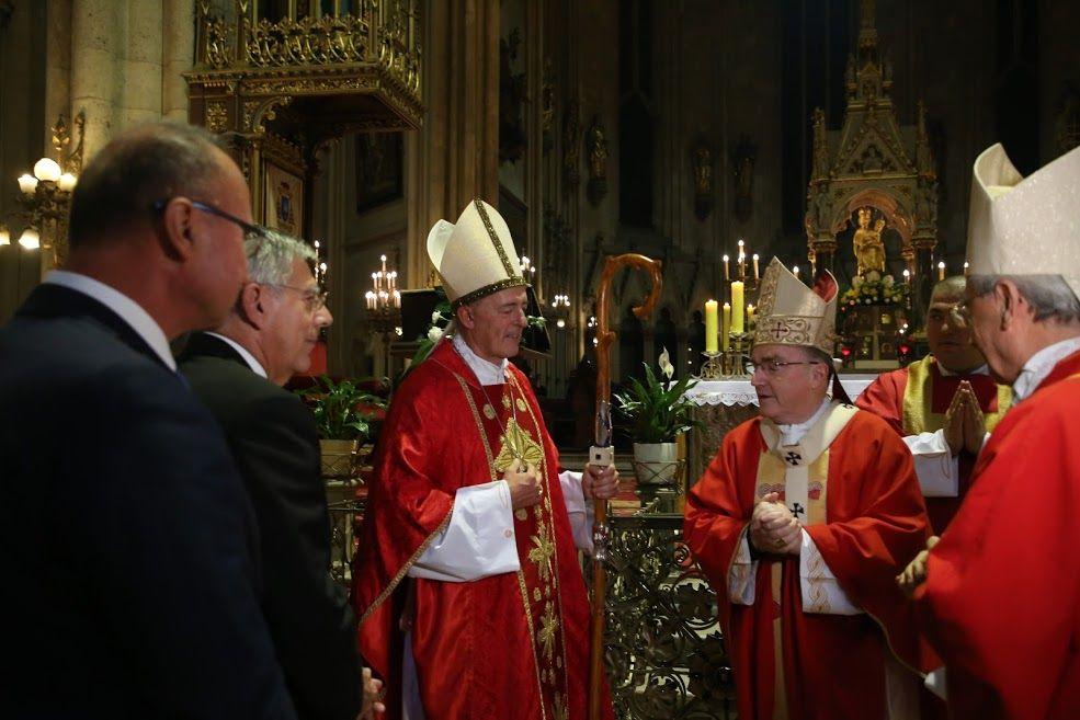 Nuncij G. Lingua: Hrvati su narod duboke katoličke tradicije i vjernosti Svetoj Stolici