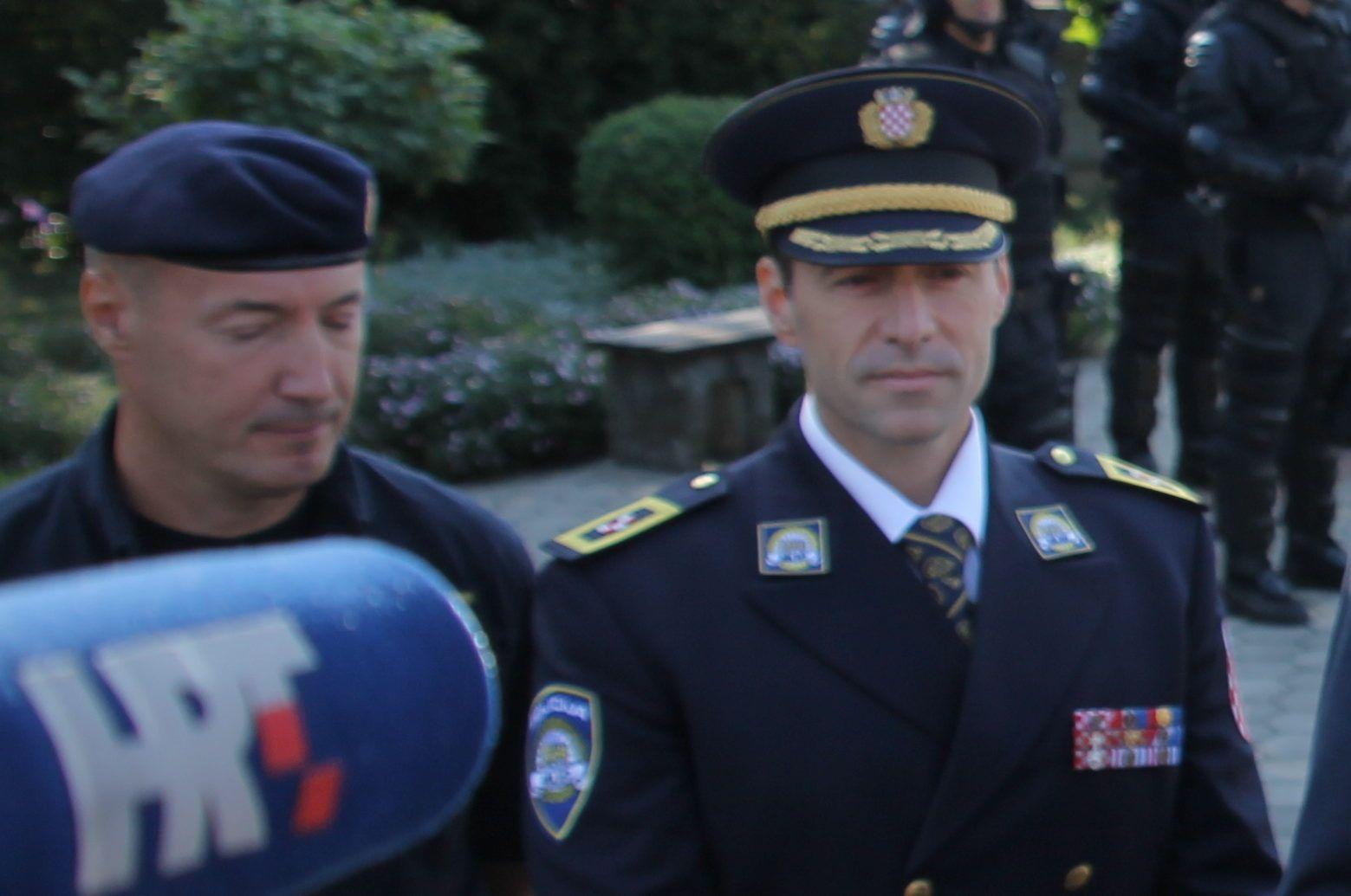 Zbog prebrze vožnje uz zamjenika ravnatelja policije Ćelića smijenjen i šef zadarske prometne te načelnik krapinsko-zagorske policije