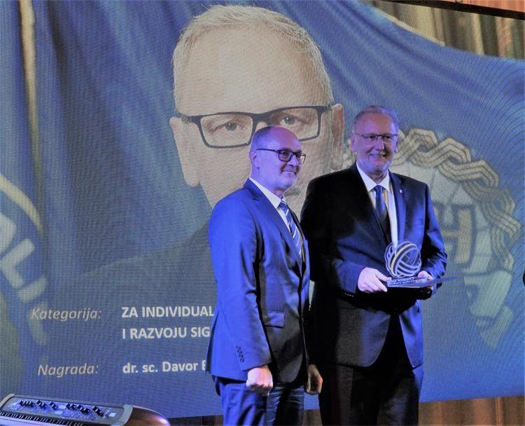 NAGRAĐEN I MUZEJ POLICIJE: Božinović dobitnik nagrade Hrvatske udruge menadžera sigurnosti