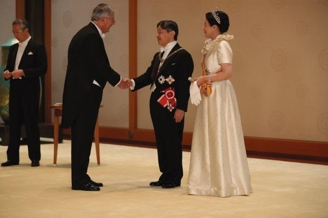 Reiner u Japanu sudjelovao na svečanosti povodom ustoličenja cara Naruhita