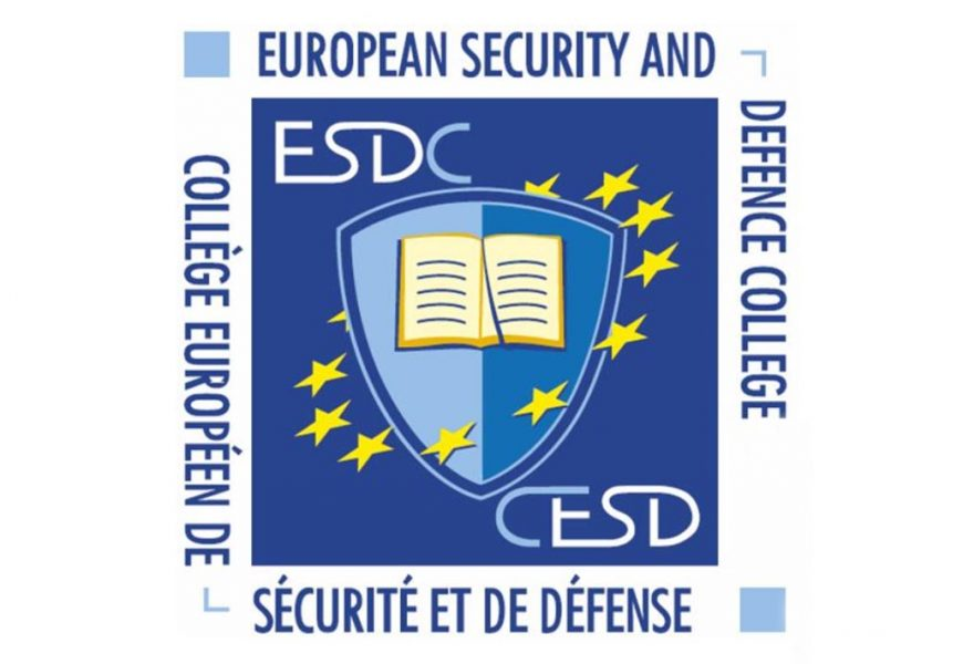 """HVU """"Dr. Franjo Tuđman"""" primljeno u Europsko učilište za sigurnost i obranu – ESDC(European Security and Defence College)"""