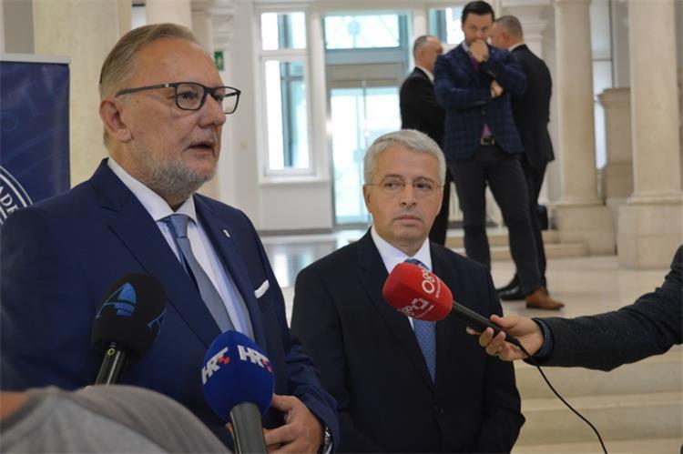 Božinović: Hrvatska će podržati Albaniju na njezinom europskom putu
