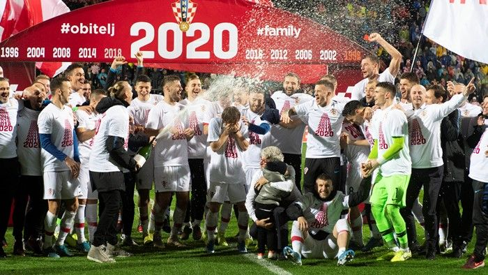 "HRVATSKA NA EUROPSKIM PRVENSTVIMA: ""Vatreni"" izborili šesto europsko prvenstvo, peto u nizu"