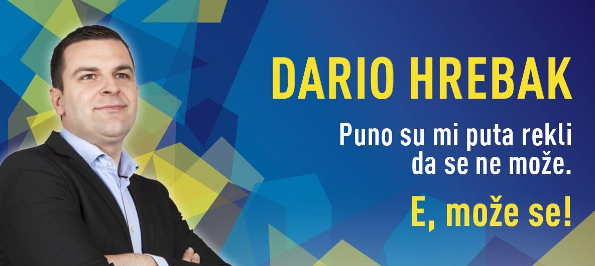 """Bjelovarski gradonačelnik Dario Hrebak novi predsjednik HSLS-a: """"Ono što sam na gradskoj razini u Bjelovaru radio protekle dvije i pol godine želim preslikati na državnu razinu"""""""