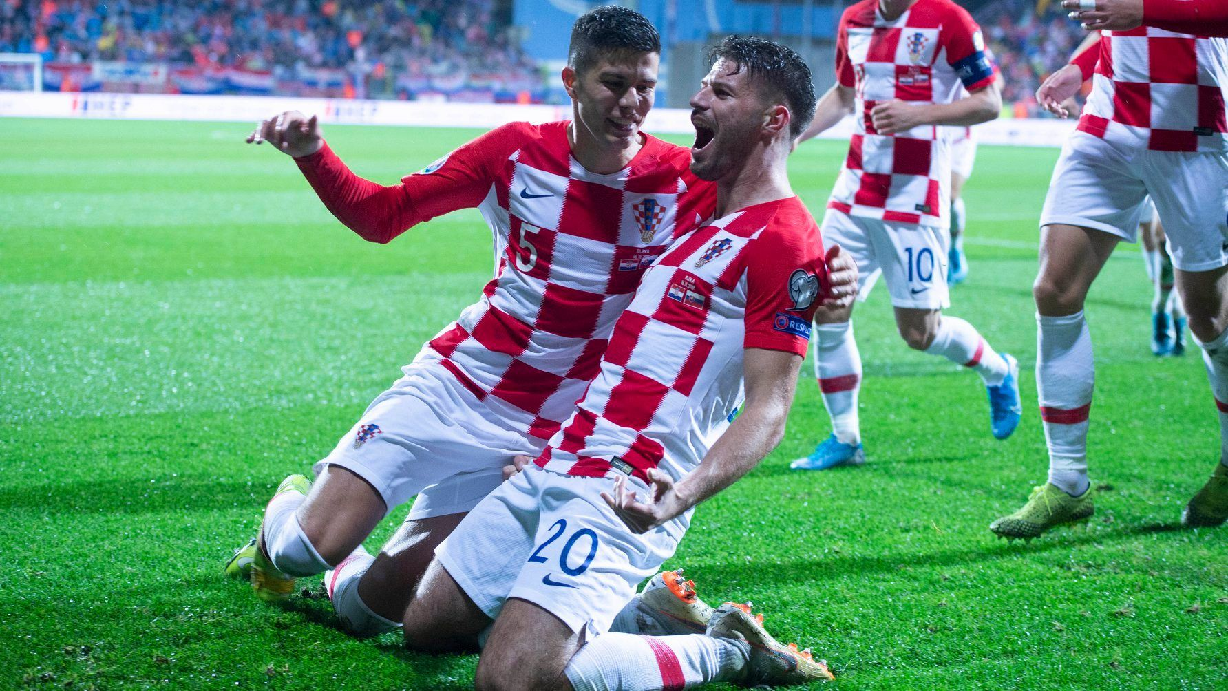 Euro 2020 Hrvatska Slovačka 3 1