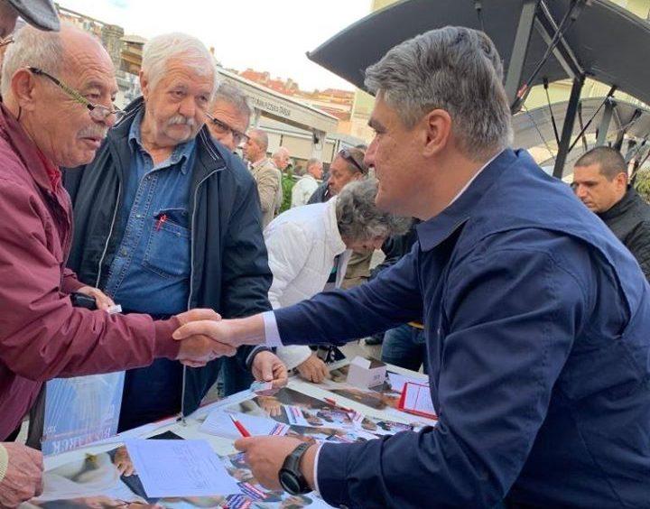 Milanović: Idem u žestoku i poštenu borbu do kraja