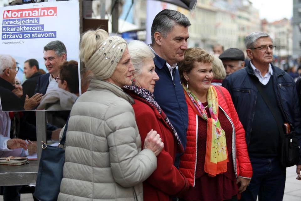 ČAS POSLA: Zoran Milanović prikupio više od 10.000 potpisa za predsjedničku kandidaturu