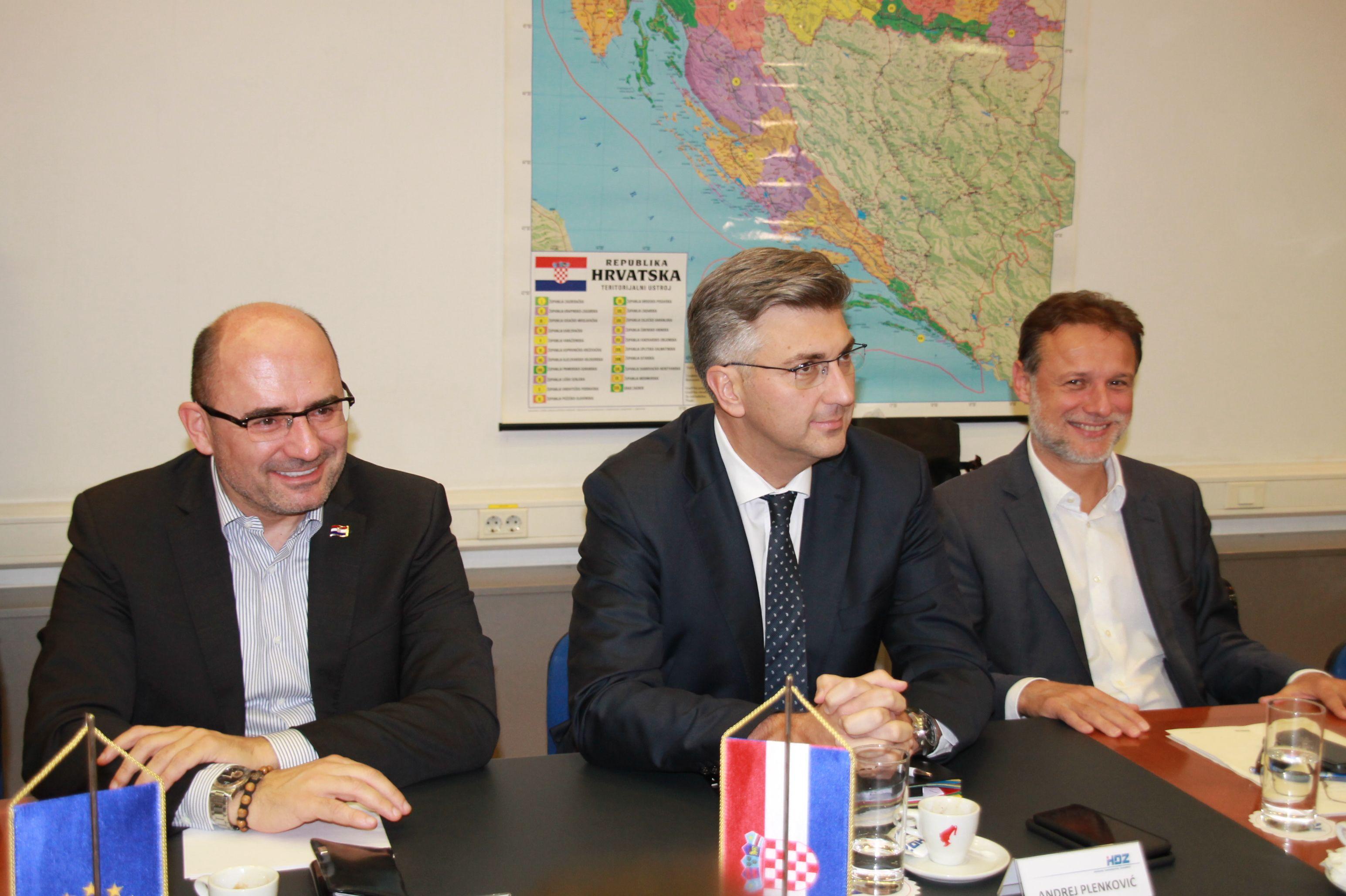 Plenković: U HDZ-u stalno držimo konzistentnu liniju