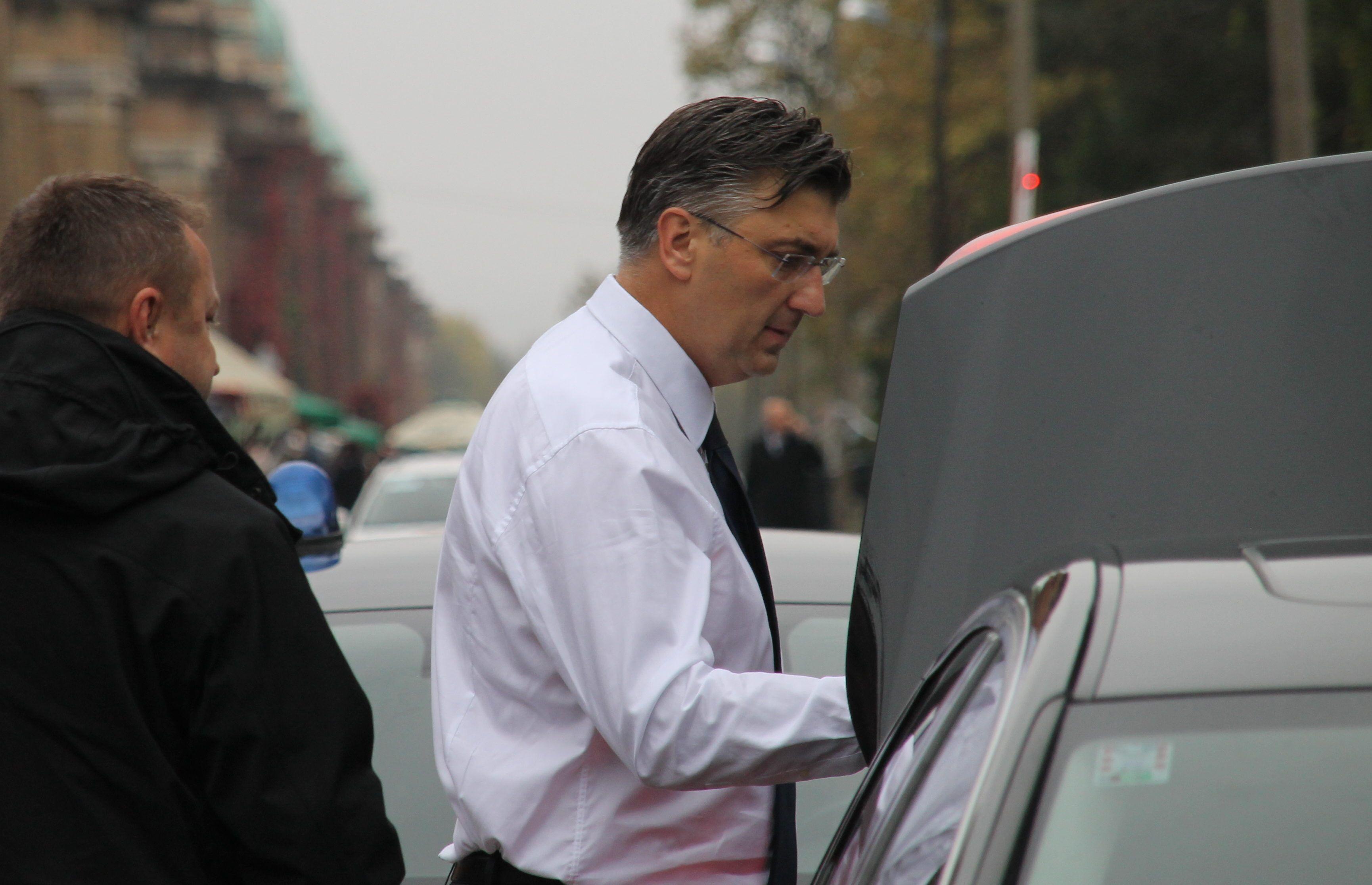 Plenković o Karamarku: Svaki član HDZ-a može sudjelovati na stranačkim izborima