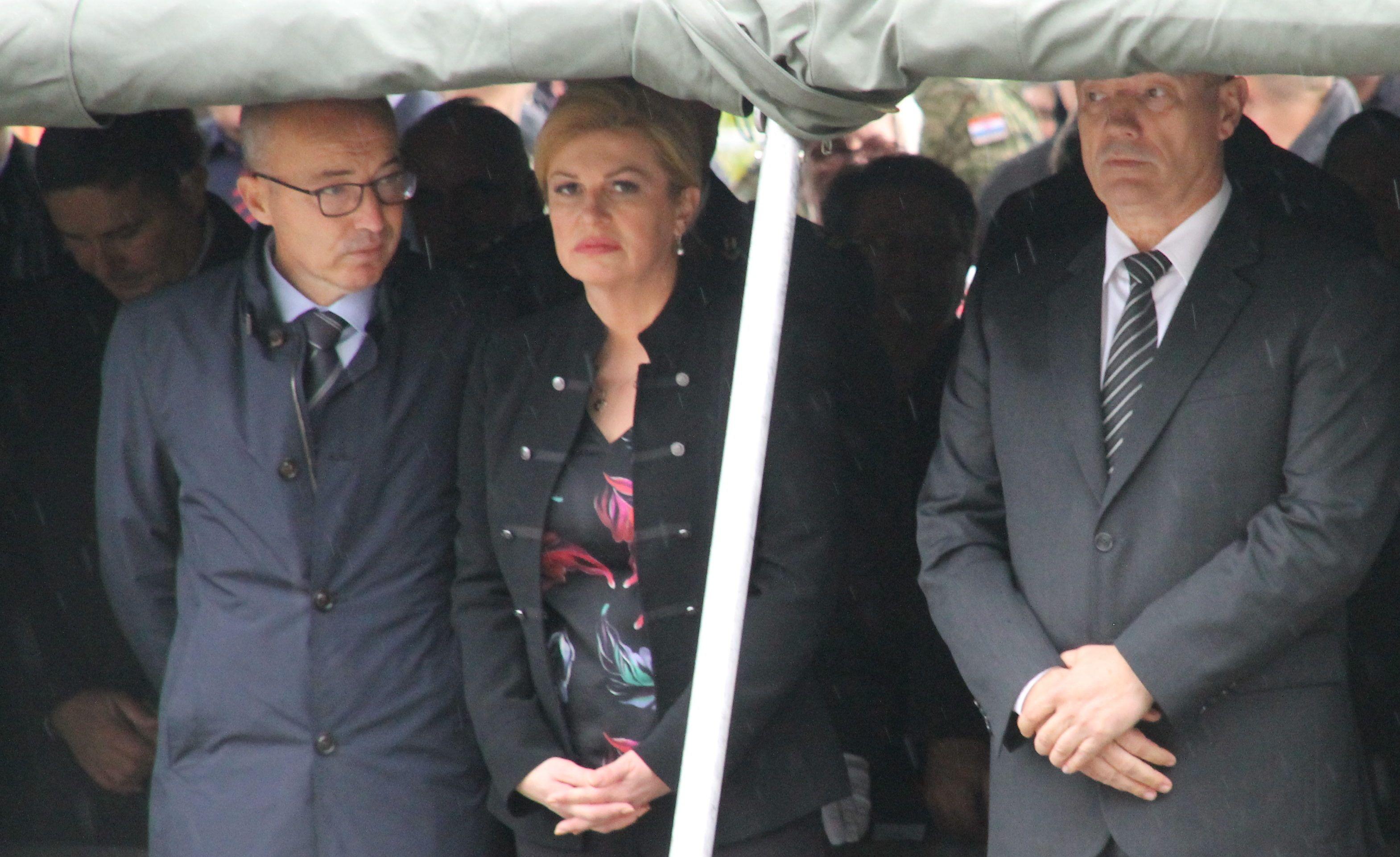 Predsjednica Grabar-Kitarović još 2016. predlagala angažman vojske na hrvatskim granicama