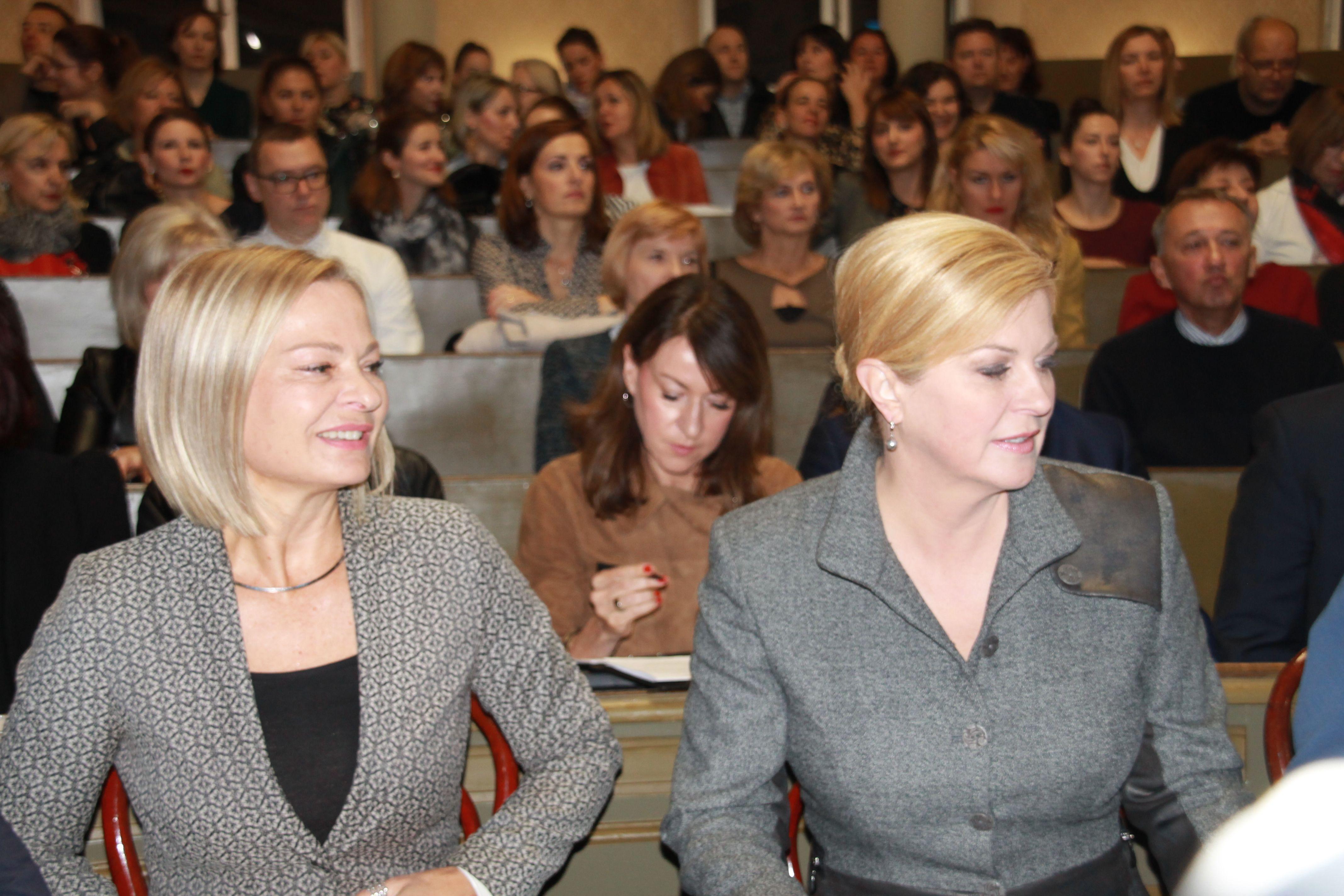 Predsjednica Grabar-Kitarović: Možemo biti zadovoljni standardima ostvarivanja prava djece