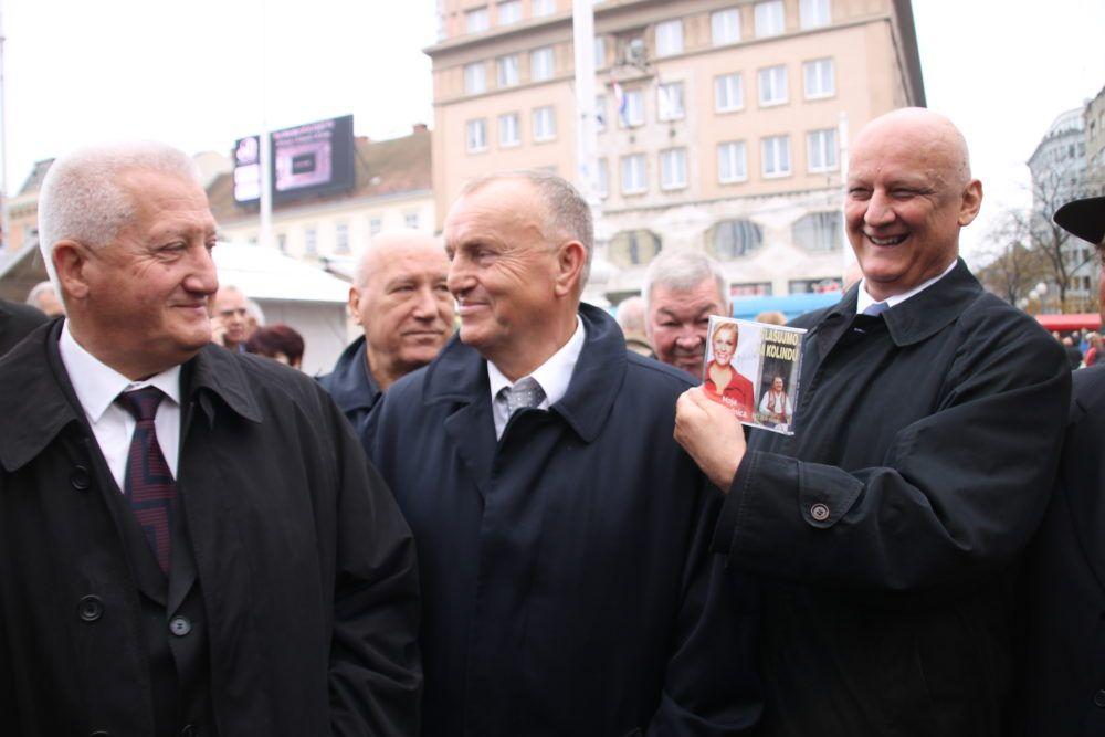 Hrvatski generalski zbor podržao predsjednicu Kolindu Grabar-Kitarović: ZA još bolju Hrvatsku!