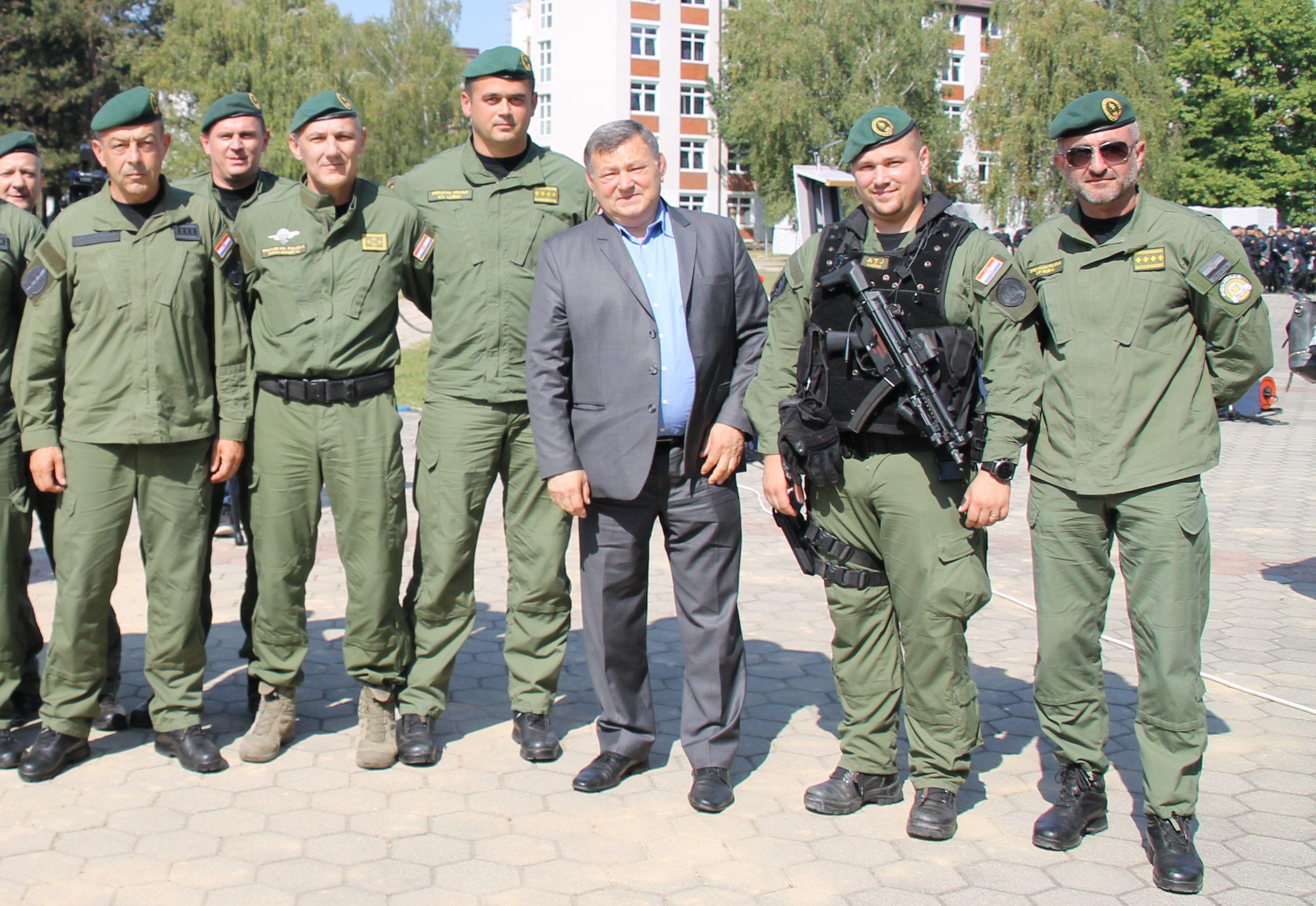 Markač: Policija dobro štiti naše granice, vojska je rezerva