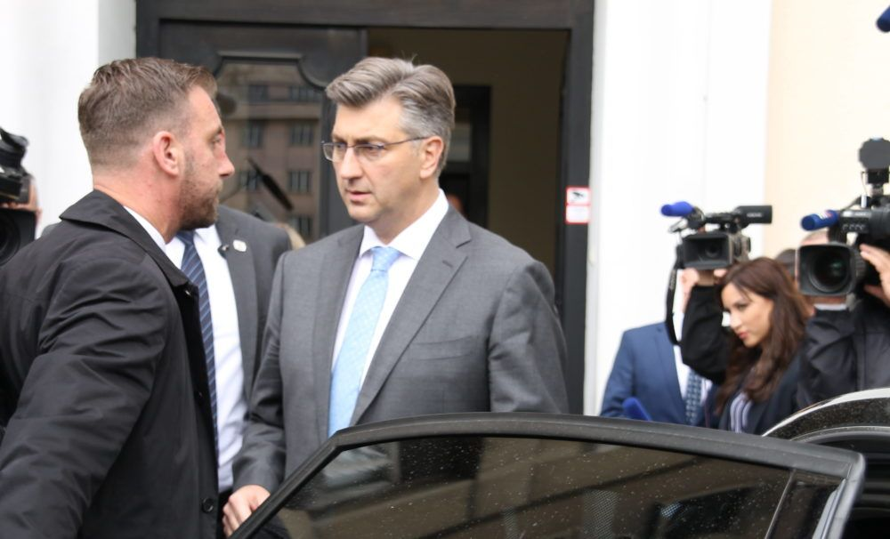 Plenković: Snaga HDZ-a pokazat će se i na predsjedničkim izborima